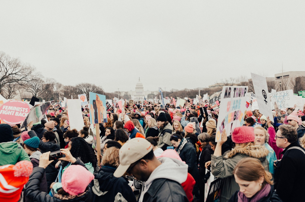 How the Feminist Majority Foundation Advances Women's Rights