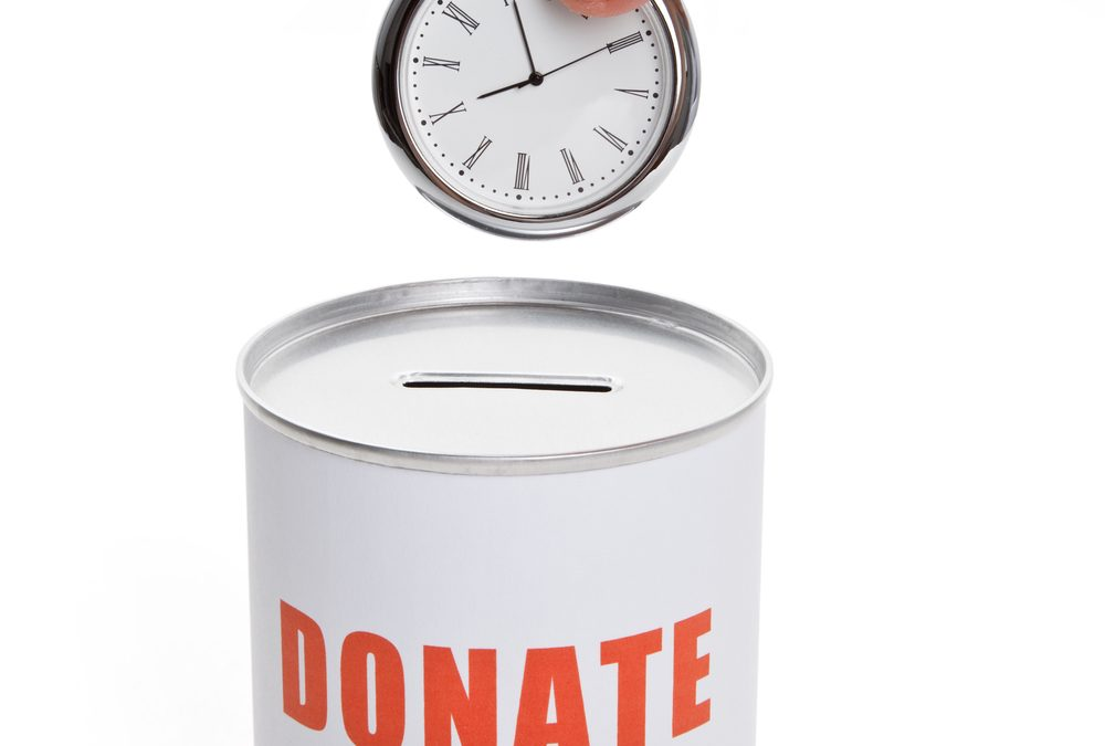 The Best Places to Donate Time