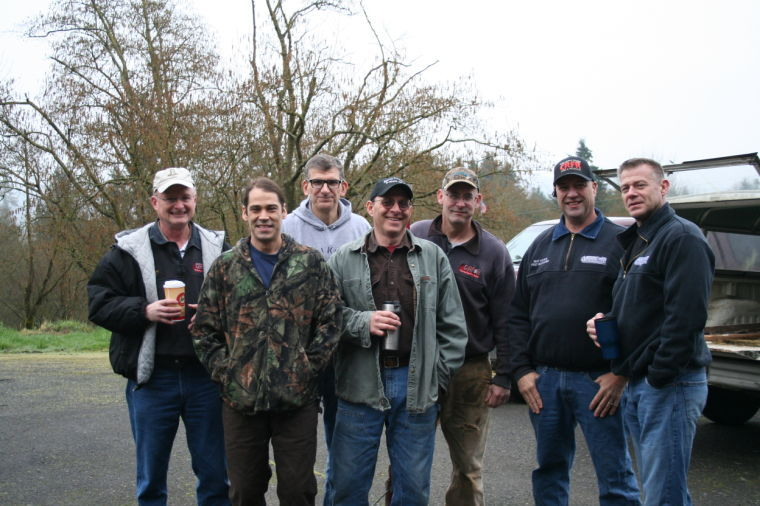whitetails volunteers