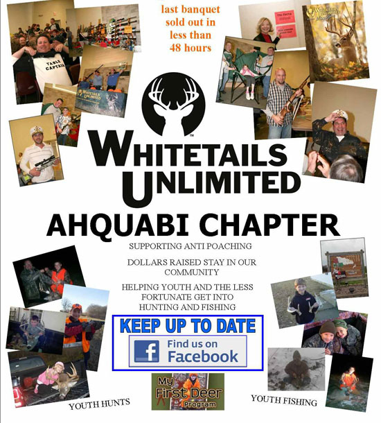 whitetails unlimited poster