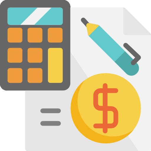 budgeting icon